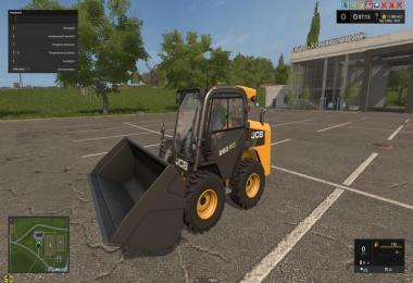 JCB blade can be delivered to trigger v1.0.1.3