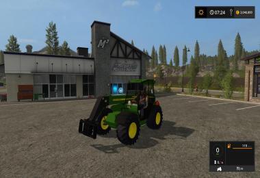 JD 3200 4WD TSL v1.0