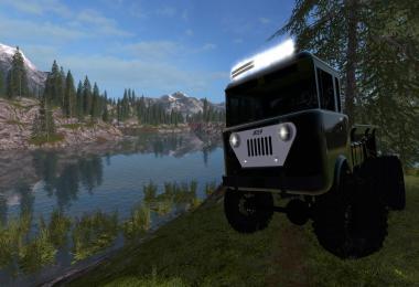 Jeep FC170 v1.0