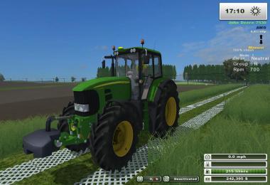 John Deere 6920 (More Realistic) v1.0