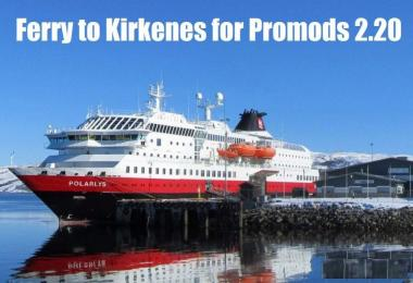 Kirkenes Ferry for Promods v2.20