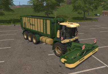 KRONE BIG MOWER v1.0.0.2b