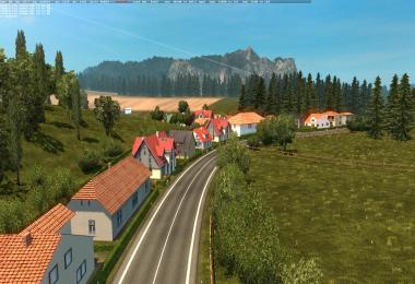 Map MHA Pro v 1.28.1.3 for ETS2 1.28.x