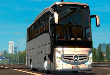 Mercedes-Benz Travego 2017 V4.5 1.28.X
