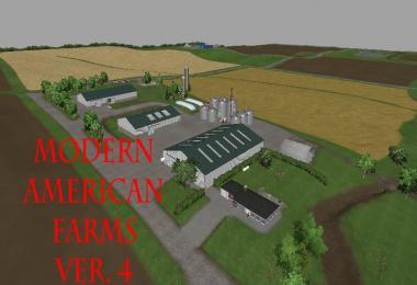 Modern American Farming Map v4.5