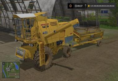 New Holland Clayson M135 v1.0