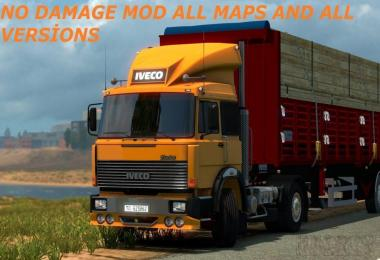 No Damage Mod (All version, All maps)