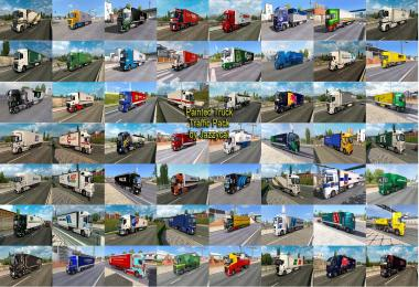 Painted Truck Traffic Pack by Jazzycat v4.3