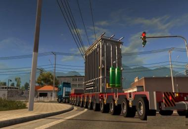 Pegasus Brazilian Oversize Transformer Transport 1.28.x