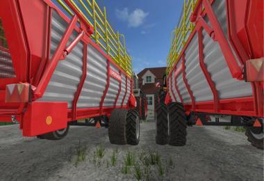 Pottinger EuroBoss 330T with twin tires v1.5.0