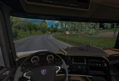 Real Scania Interior + Bonus 1.28.x