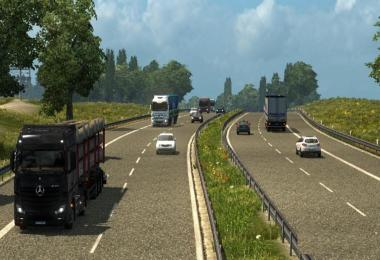 Realistic traffic density v1.1