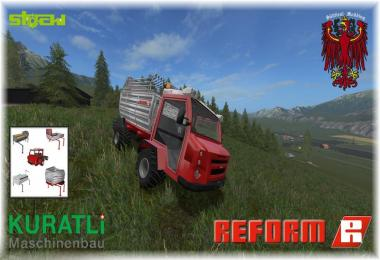 Refrom MULI T8 Pack v1.0