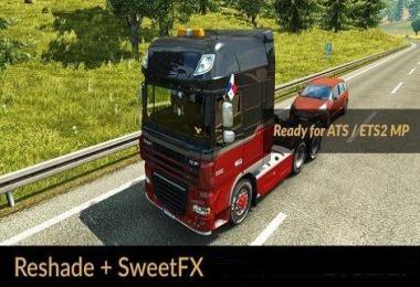 Reshade v3.0.8 + SweetFX v2.0 Final (Preset v1.8)