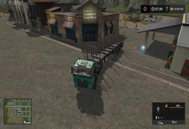 Reversing Camera for Truck v1.1