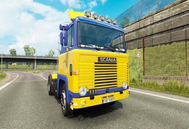 Scania 111 v2.1 1.28.x