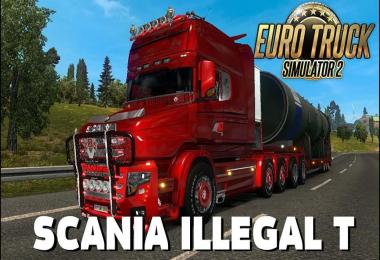 Scania Illegal T v2.0