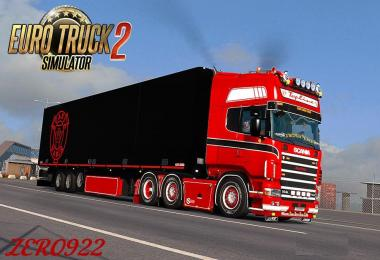 Scania RS Addons v1.1.4 For Scania 4 Series (RJL)