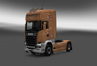 Scania Streamline Inter Logistic skin 1.28