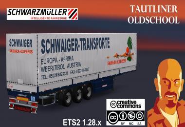 SCHWARZMULLER TAUTLINER OLDSCHOOL TRAILER 1.28.x