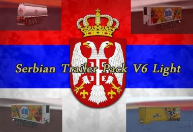 Serbian Trailer Pack V6 Light