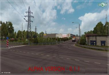 Sibir Map Alpha Version v0.1.1