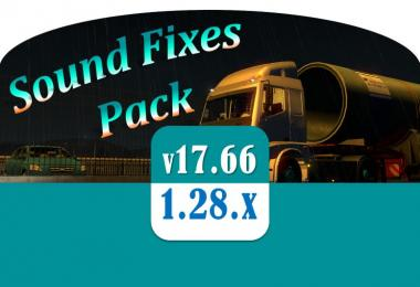 Sound Fixes Pack v17.66