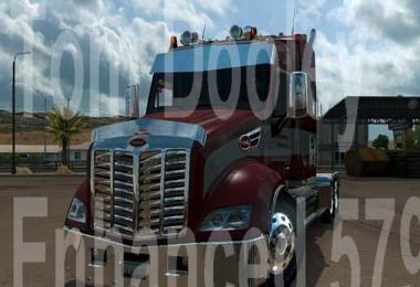 Tom Dooley's Enhanced Peterbilt 579 1.28.x