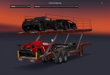 Trailer Super Cars 1.28.x