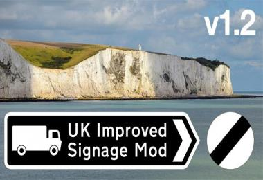 UK Improved Signage 1.28