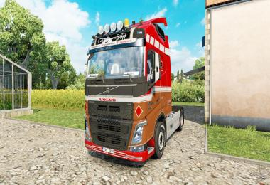 Volvo FH 540 1.28.x