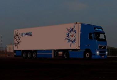 Volvo FH (Pisarek Edit) v1.0