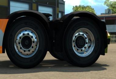 Wheel Cover for 50k Wheels Pack