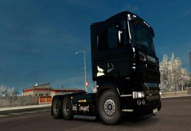 Wolf Transport – RJL Scania R