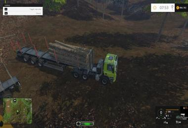 Wood Logs Weight v1.0
