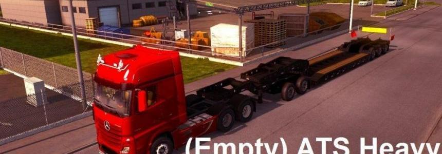 ATS Heavy Cargo in ETS2 v1.0