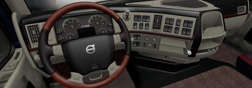 Interior Volvo FH16 Classic v1.0