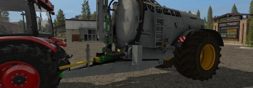 Abbey 2000R Slurry Tanker v2.0