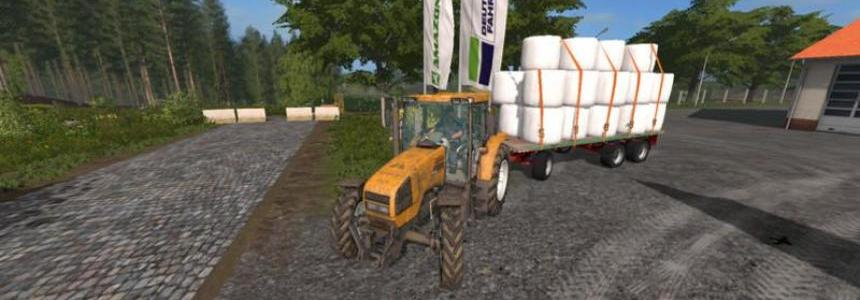 Renault ares 550 RZ v1.0