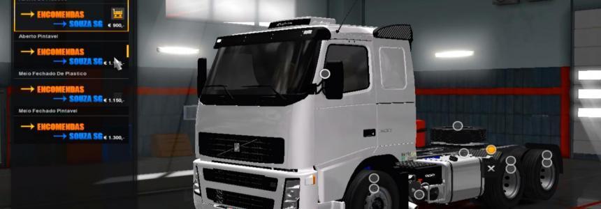 Volvo FH12 Brasileiro 1.28.x