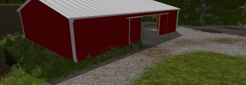 56x80 Cold Storage Building v1.0