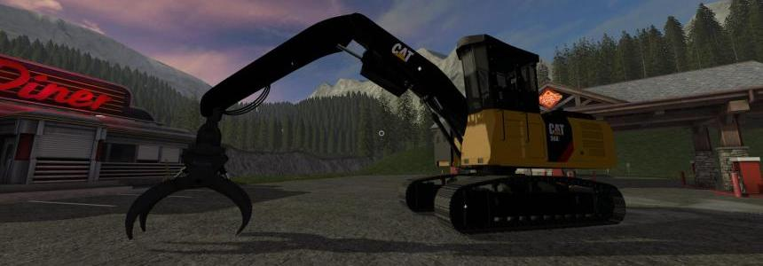 Cat 568 logging machines v1.0