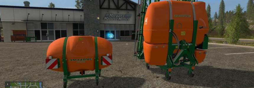 Amazone Sprayer Pack Schlauch v1.0