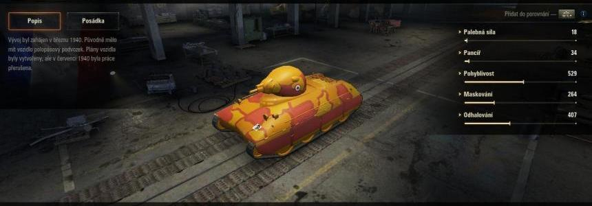 AMX 40 beutifal skin v1.0.0.0