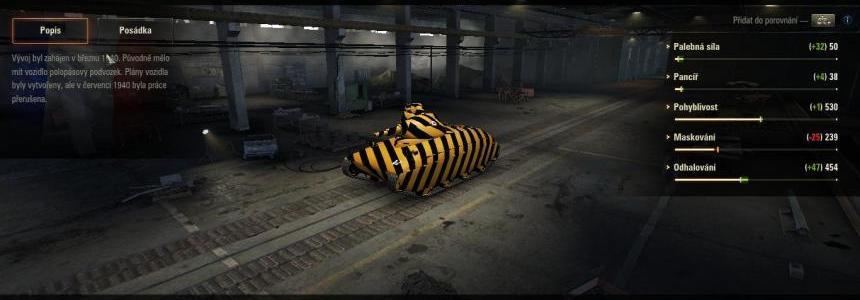 AMX 40 road skin v1.0