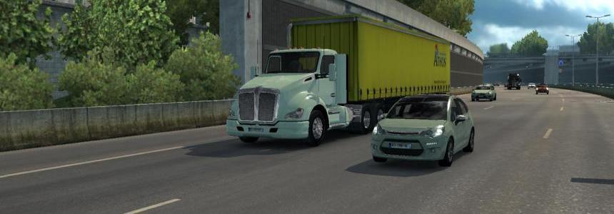 Ats Trucks Now Ets2 Traffic 1.28.x
