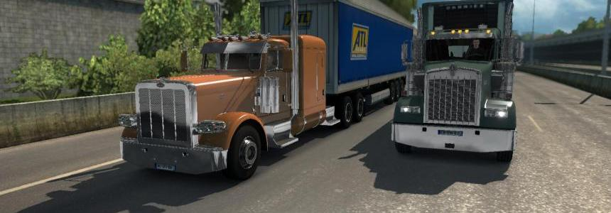 Ats Trucks Now Ets2 Traffic v1.0