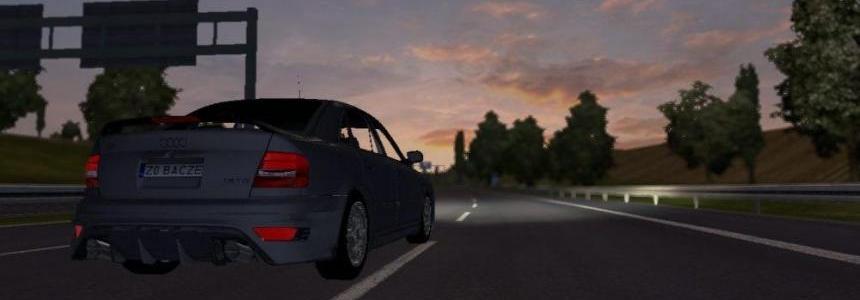 Audi A4 Rework v1 by xAntiee Modding