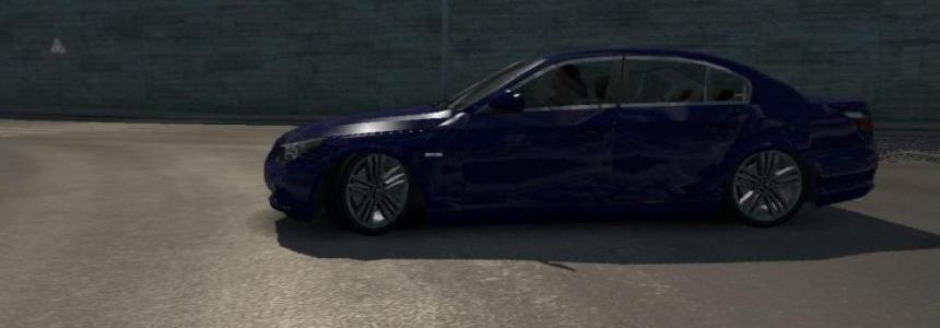BMW 5 Series E60 V1 (rework by Allan)