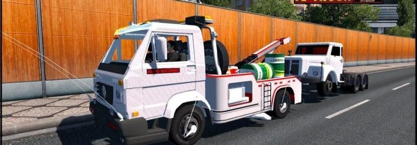 Brazilian Truck Pack to Traffic v7.7